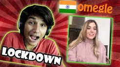 Indian Going on Omegle During Lockdown