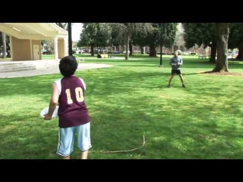 Playing Frisbee: A Healthy and Fun Family Activity by Family Academy