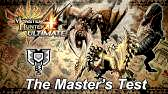 Monster Hunter 4 Ultimate [MH4U] Citra 3DS Mingw (v137) by