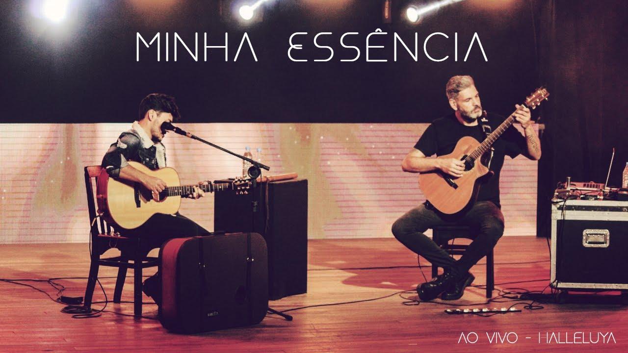 Download Thiago Brado - Minha Essência (Ao Vivo no Festival Halleluya)