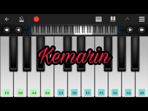 Kemarin - Seventeen - Perfect Piano