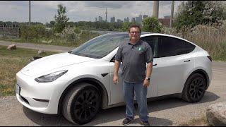 Episode 95 - 2020 Tesla Model Y Review!