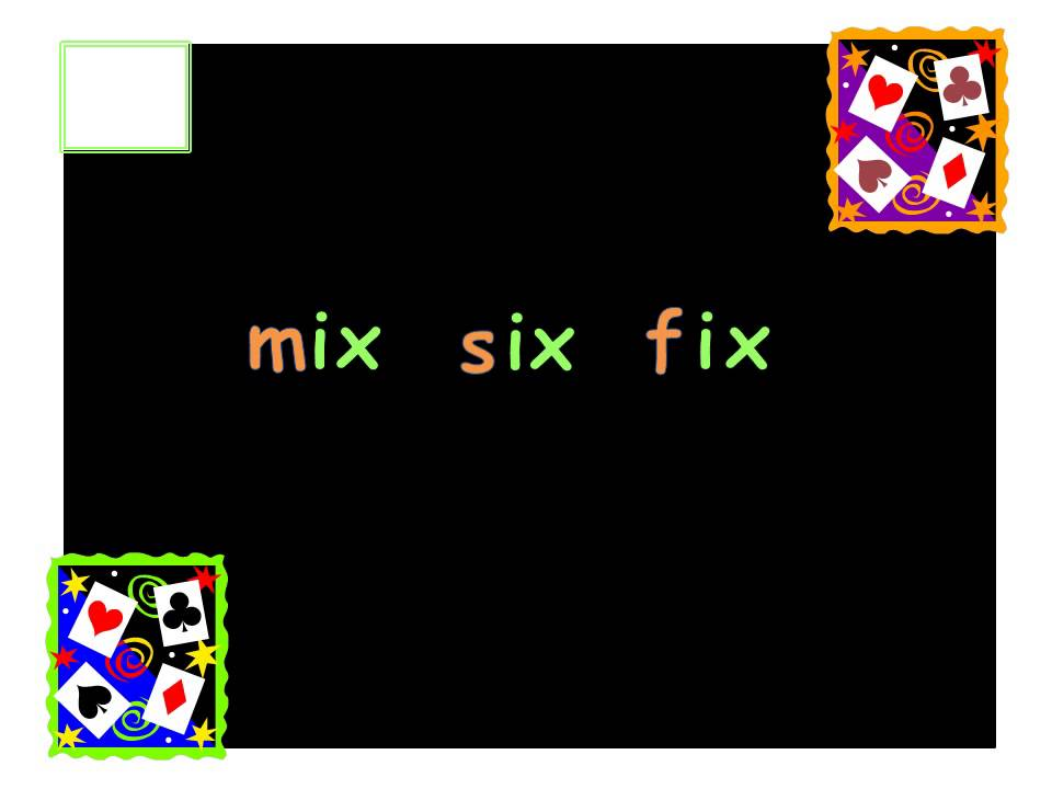 3 Letter Spelling Words Ending With Ix Youtube