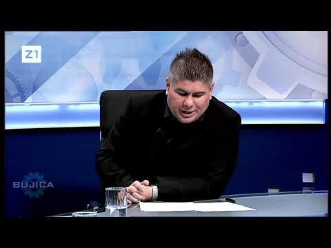 BUJICA 09.04.2018. ZABRANA THOMPSONA U KOSTRENI! (Davorin Karačić, Marino Grbac i Nikica Maravić)