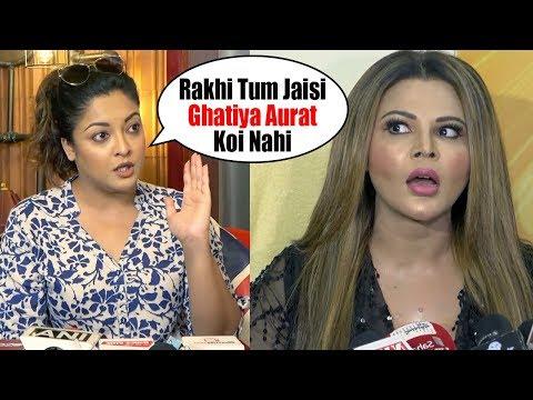 Tanushree Dutta ने ठोका Rakhi Sawant पर मुकदमा मांगे १० करोड़   #MeToo