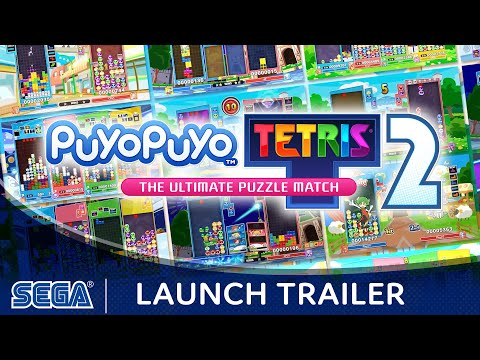 Puyo Puyo Tetris 2 | Launch Trailer ES