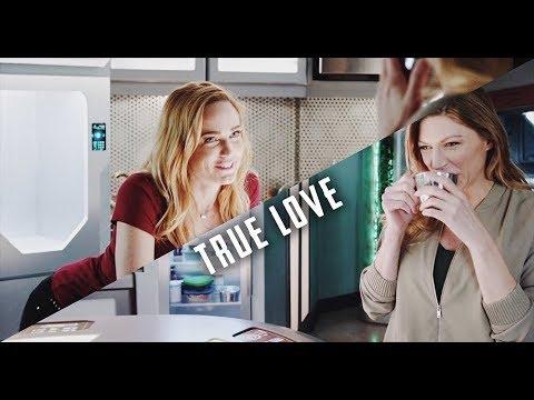 Sara Lance & Ava Sharpe / True Love