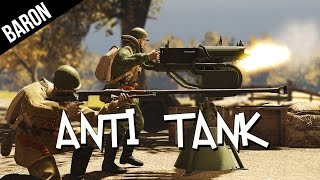 Epic Sniping, Russian Anti Tank Rifle - Heroes and Generals Russian AT Rifle Gameplay