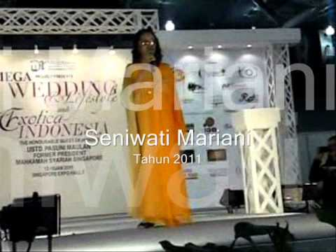 Seniwati Hjh.Mariani Ismail Dulu & Skrg.
