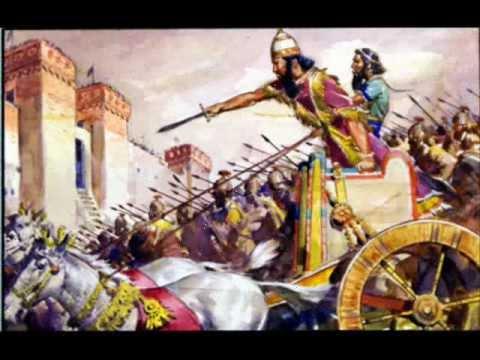 assyrian babylon empire