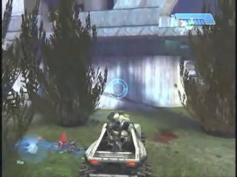 Halo (Xbox) Gameplay