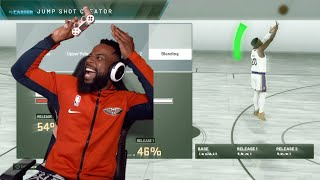 I GOT THE BEST JUMPSHOT IN NBA 2K20! MyCareer Ep 34