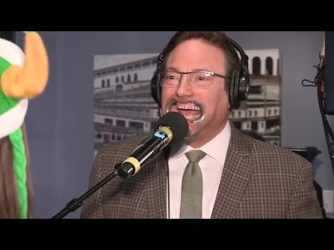 St. Paddy's Day 2017 - Irish Slobaroke With Dr. Mike - Preston & Steve's Daily Rush