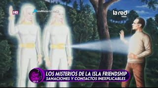Extraños sucesos ocurrieron mientras Salfate revelaba información sobre la Isla Friendship