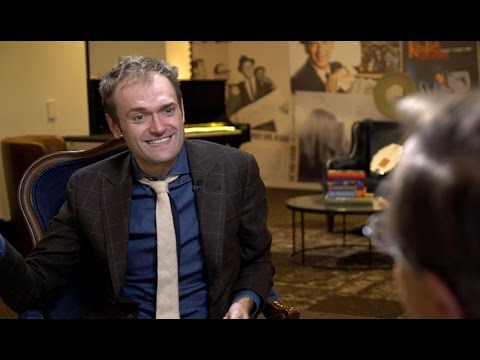 Chris Thile on hosting the radio show,