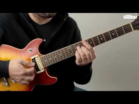Guitar Lesson: RGT Performance Award - Level Five rhythm guitar