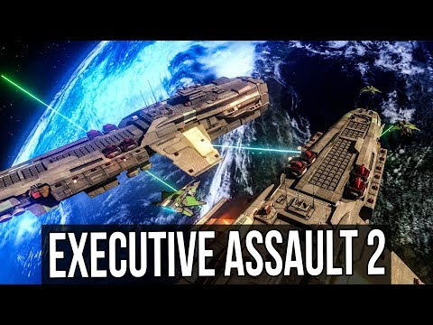 Executive Assault 2 | Space Sim RTS / FPS Cooperative First Look