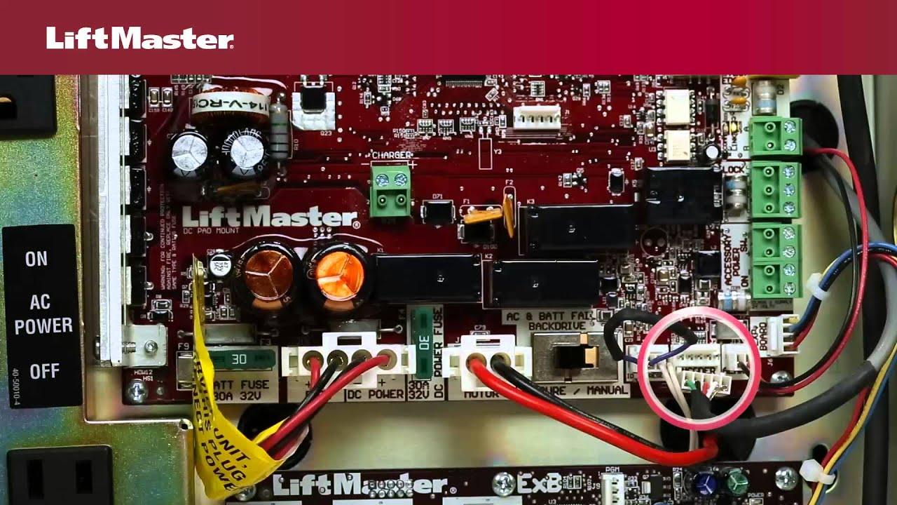 error code 34 gate operator ape error liftmaster [ 1280 x 720 Pixel ]