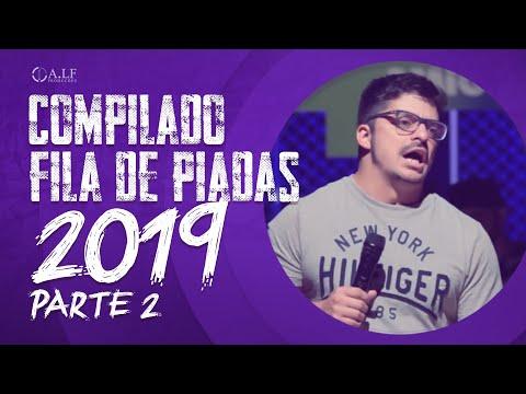 COMPILADO FILA DE PIADAS 2019 - parte 2 - MÁRCIO DONATO