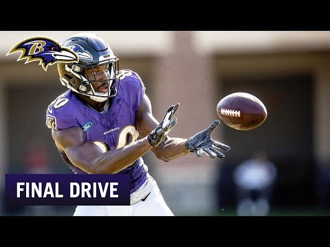 Miles Boykin Shows Off vs. Eagles | Ravens Final Drive
