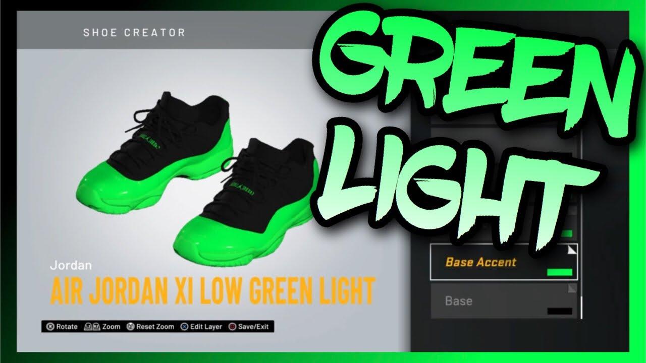 NBA 2K20 Shoe Creator - Air Jordan 11