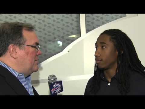 Bills Focus One on One with Ronald Darby