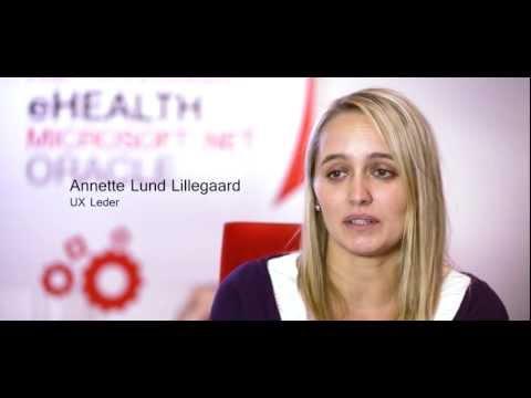 Annette Lund Lillegaard, UX-leder i DIPS ASA