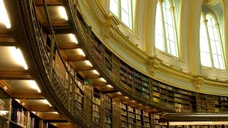 Ambience Sounds | British Library Reading Room