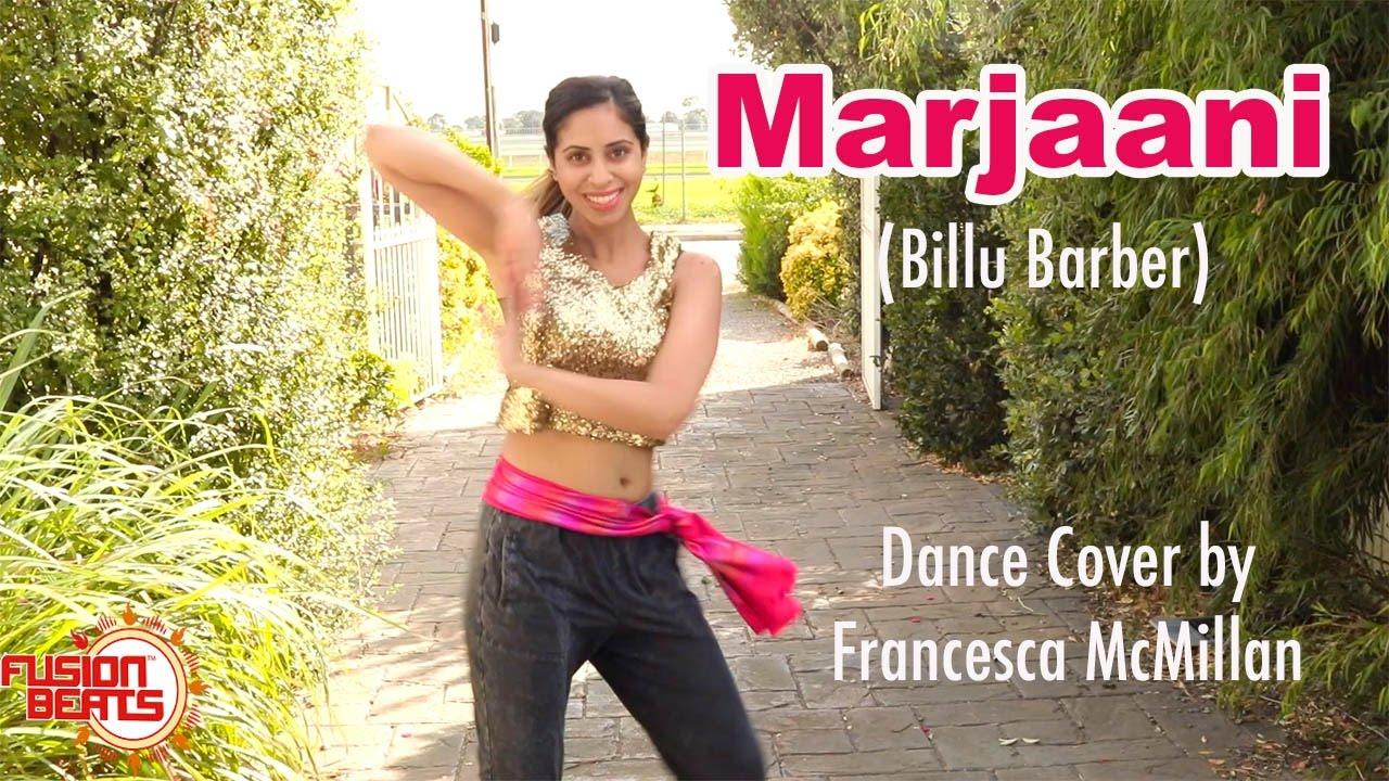 Marjaani (Billu)   Bollywood Dance Cover   Shahrukh Khan ...