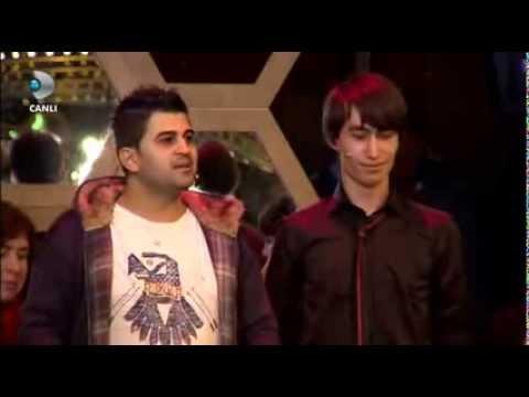 Marsa Gidecek Olan Türk Gençleri - Beyaz Show - 6 Aralık 2013