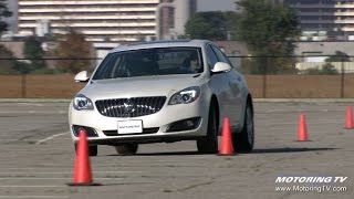 Test Drive: 2015 Buick Regal