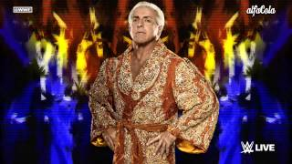 "WWE: Ric Flair - ""Dawn"" - Theme Song 2014"