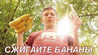 Бананы - на костер!/TheMochalovBloger