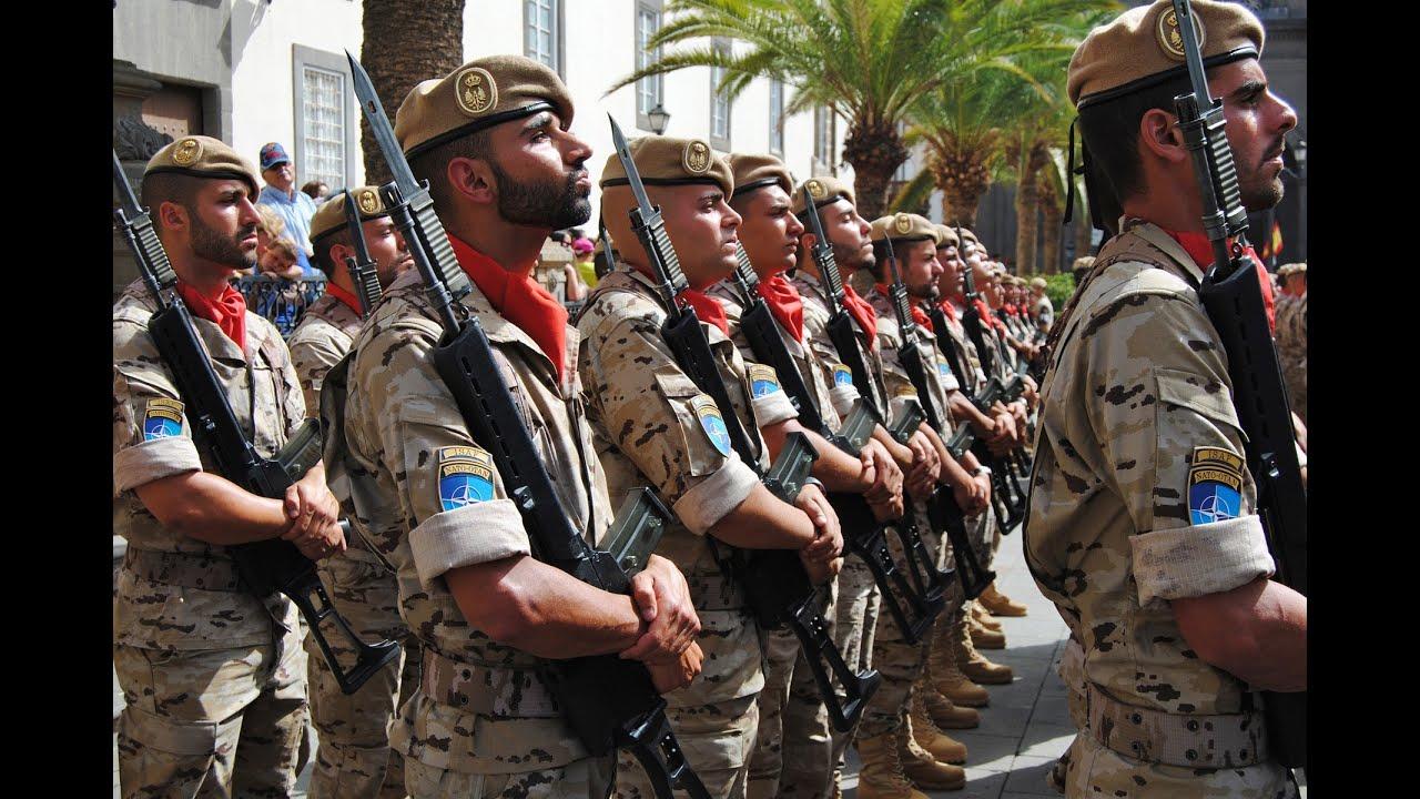 Militares de aspfor xxxiii de gran canaria para afganist n youtube - Gran canaria tv com ...