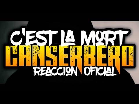 Canserbero - C'est La Mort Reaccion    Mi Cancion Favorita