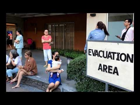 Strong M6 Earthquake Collapses Buildings In Philippines, Tennessee Quakes, Ring Of Fire Update