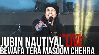 Bewafa Tera Masoom Chehra (Live 2021) - @Jubin Nautiyal   Rochak K   Rashmi V