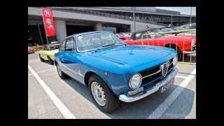 SCARBtube Alfa Romeo club Centennial trip Dag 8 Milano