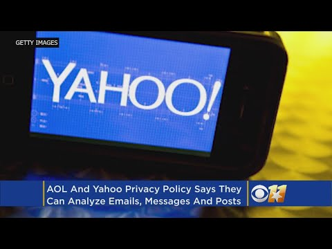 Yahoo, AOL's New Privacy Policy Allows Them To Read Your Emails