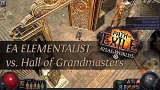 Path Of Exile 2.4: Grand Spectrum EA Elementalist - Hall of Grandmasters