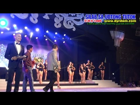 MISS BOHOL 2015 PAGEANT NIGHT  -  PART 2
