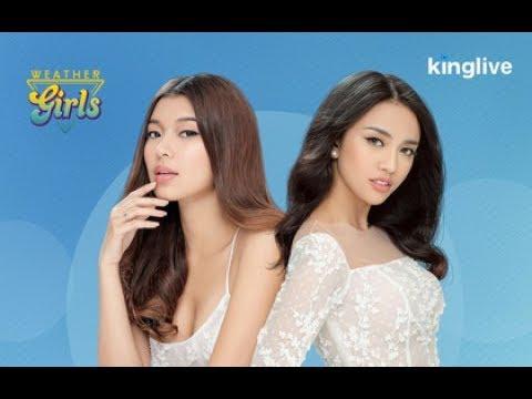 Thiên Nga - Ánh Quỳnh Nhảy Là Con Gái Phải Xinh - Weather Girls   KingLive