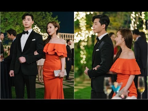 2018 Park Seo Joon - Park Min Young: As gorgeous as the royal prince!