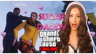 MY GTA SUGAR DADDY! | Gta 5 Online Roleplay