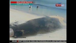 SONA: Drainage pipe na daanan ng dumi, diretso sa karagatan ng Bolabog Beach sa Boracay