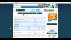 Part 1: choosing online marketing product with Offer Vault