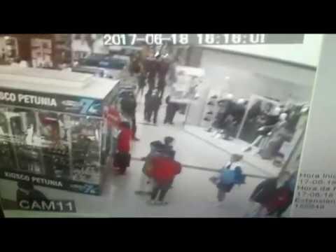 INTENTO DE RAPTO A NIÑO TARARIRENSE EN COLONIA SHOPPING