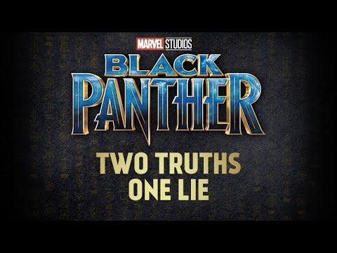 Download Black Panther Cast Play Two Truths One Lie