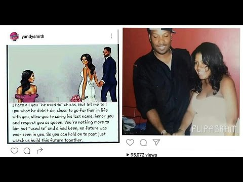 Mendeecees Baby Mothers And Wife Lhhny Yandy Drag Each Other On