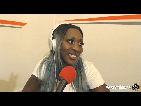 Spice at Party Time Reggae show Part 2   11 JAN 2015